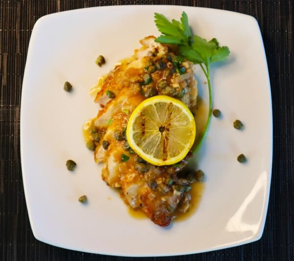 Lemon Chicken Piccatta